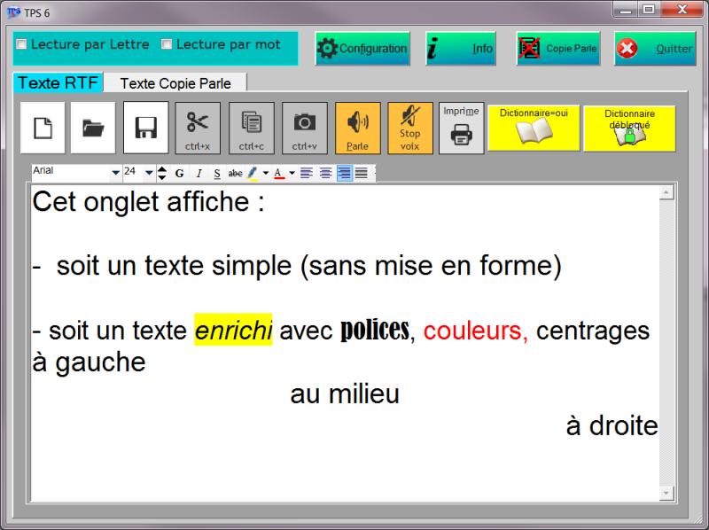 Ecran_textes